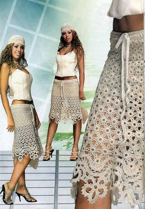 beautyful dress crochet pattern