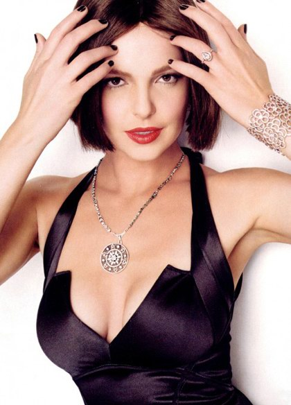 Актриса грудь красивая
