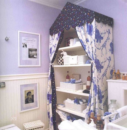 фото мастер-класс по декору шкафа тканью