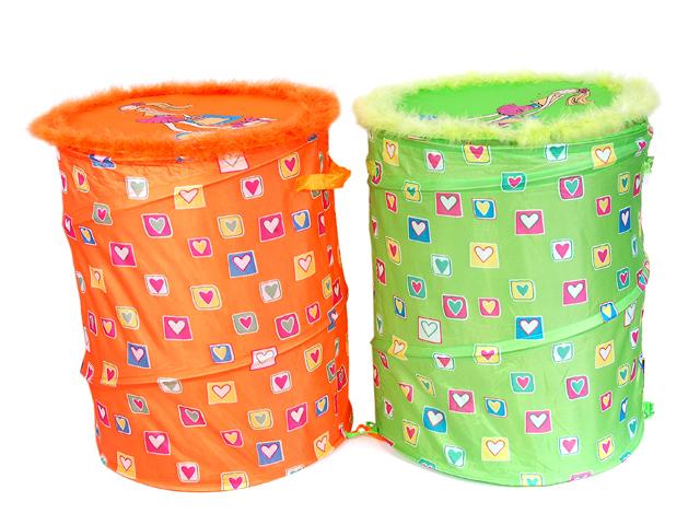 Плетем корзину для игрушек из газетных трубочек. Мастер-класс