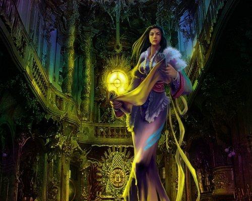 Девушка богиня доминирует фото 687-835