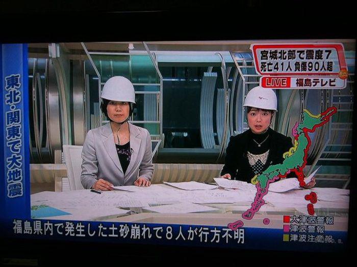 Не сегодняшние новости из Японии