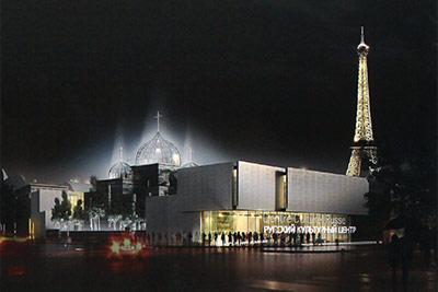 Архитектурное бюро «Вильмонт и партнеры» (Франция) и Моспроект-2 (Россия)