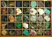Купить коллекции Минералы Камни Горные породы