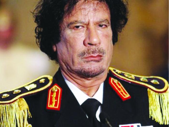 Муаммар Каддафи (фото)