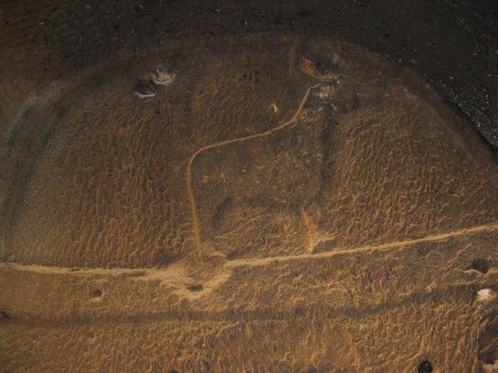 вырубленный в скалах - монастырь Селиме (Selime) 60226