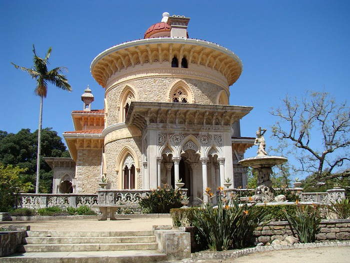 Парк и дворец Монсеррат - Palacio de Monserrate 80337