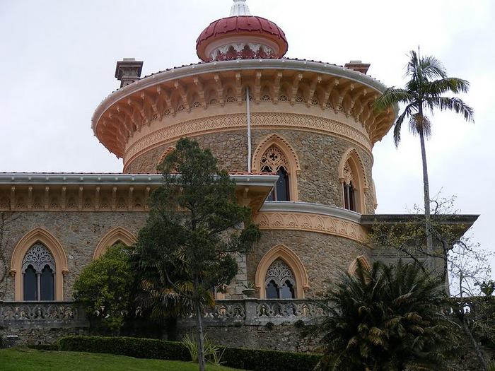 Парк и дворец Монсеррат - Palacio de Monserrate 59761