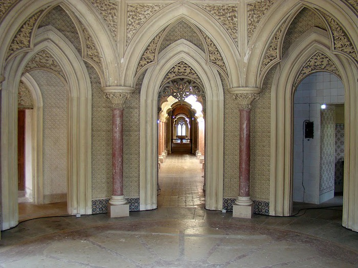Парк и дворец Монсеррат - Palacio de Monserrate 84979