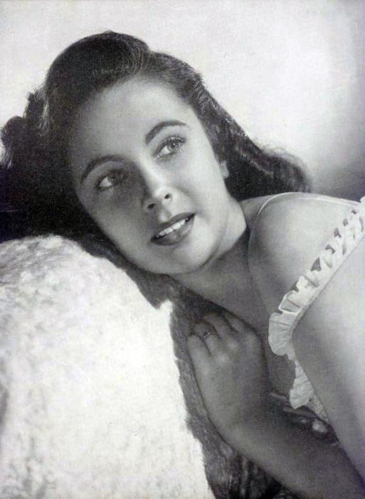 Элизабет Тейлор (фото)