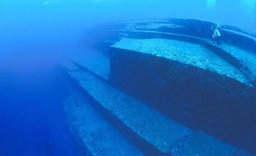 Найден древнейший подводный город Атлантов на дне моря