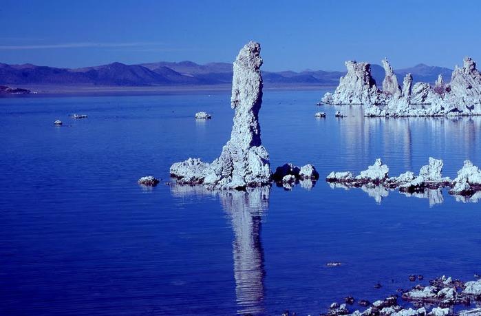 Озеро Моно - Mono Lake, 20281