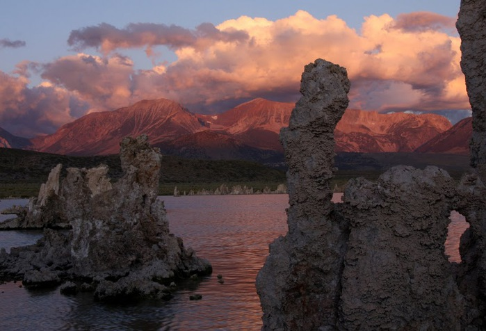 Озеро Моно - Mono Lake, 12133