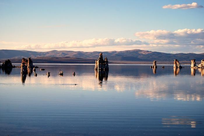 Озеро Моно - Mono Lake, 24563