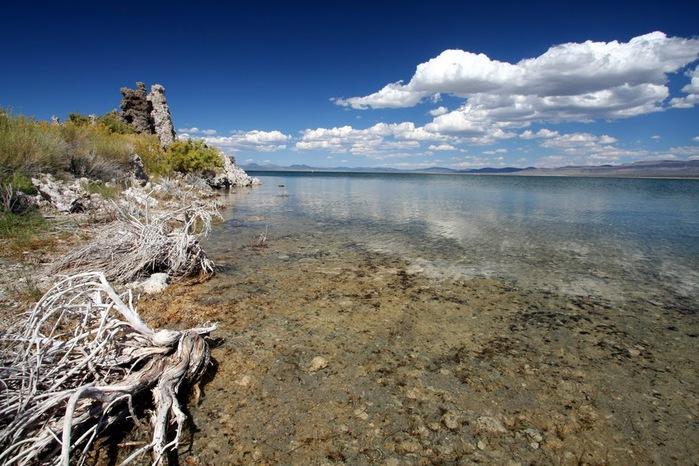 Озеро Моно - Mono Lake, 16019