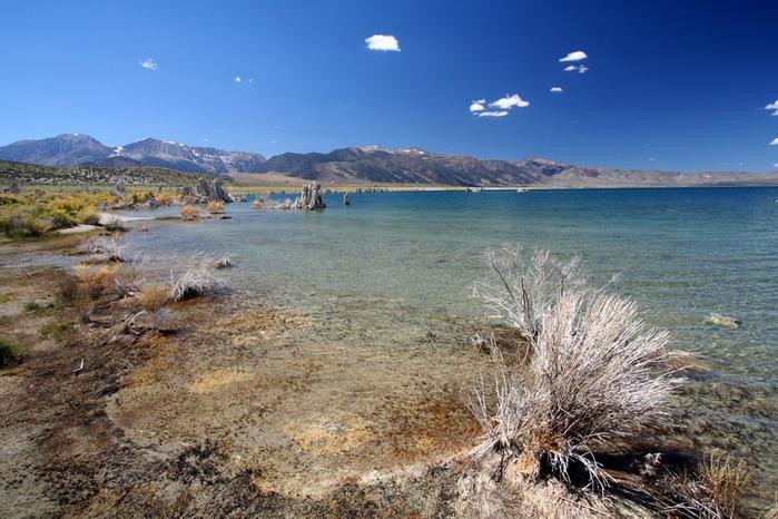 Озеро Моно - Mono Lake, 76122