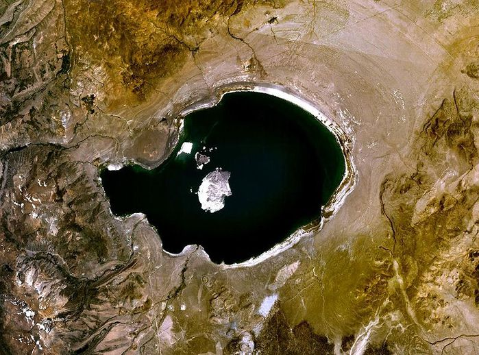 Озеро Моно - Mono Lake, 96103