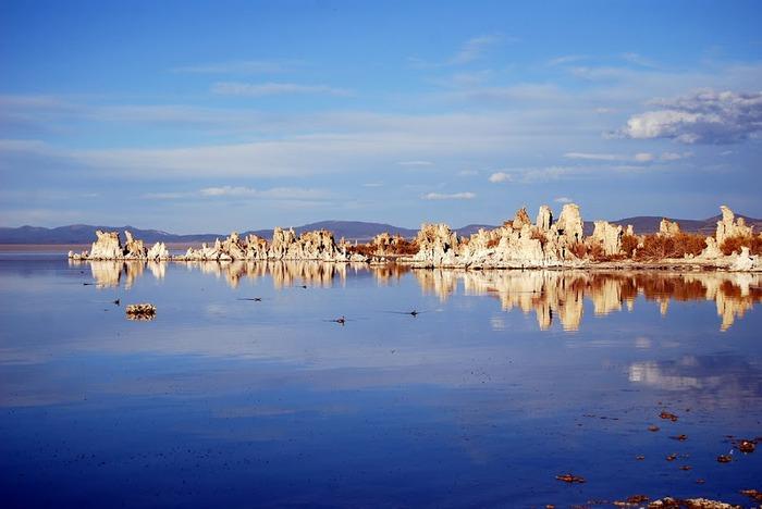 Озеро Моно - Mono Lake, 86335