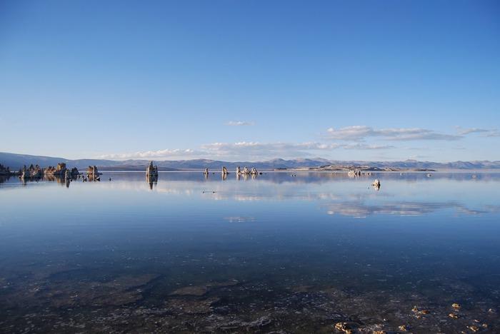 Озеро Моно - Mono Lake, 74688