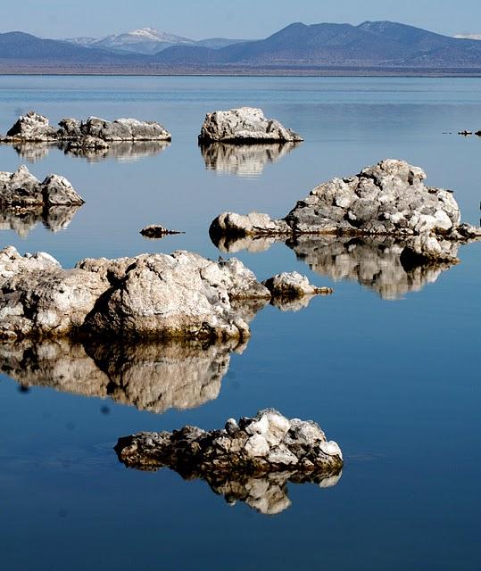 Озеро Моно - Mono Lake, 38838