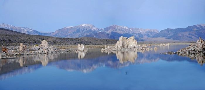 Озеро Моно - Mono Lake, 90627