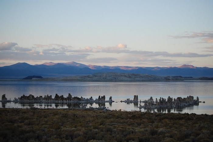 Озеро Моно - Mono Lake, 45171