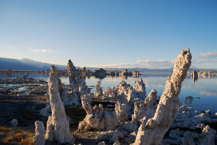 Озеро Моно - Mono Lake, 80536