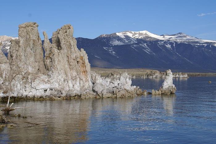 Озеро Моно - Mono Lake, 32069