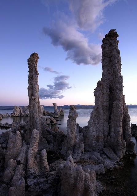 Озеро Моно - Mono Lake, 74524