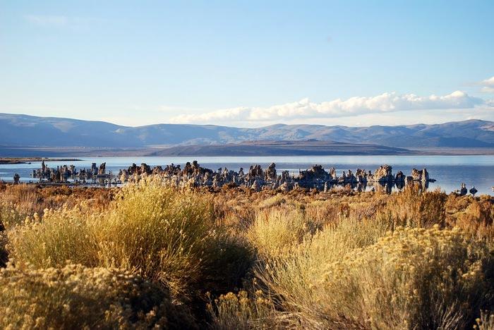 Озеро Моно - Mono Lake, 47856
