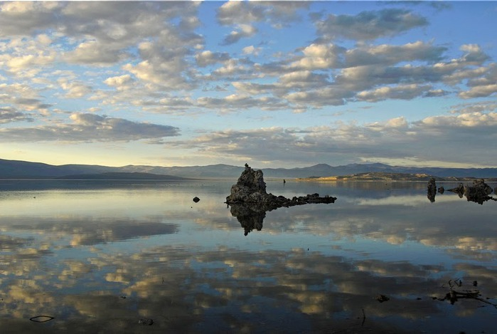 Озеро Моно - Mono Lake, 75956