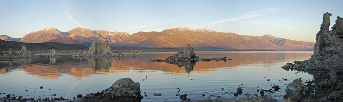 Озеро Моно - Mono Lake, 76631