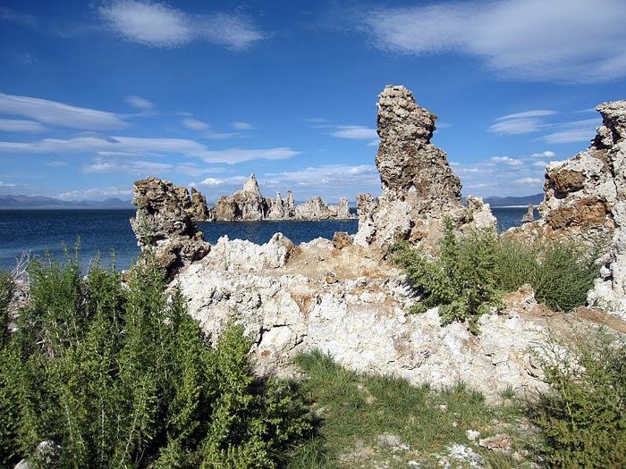 Озеро Моно - Mono Lake, 36250