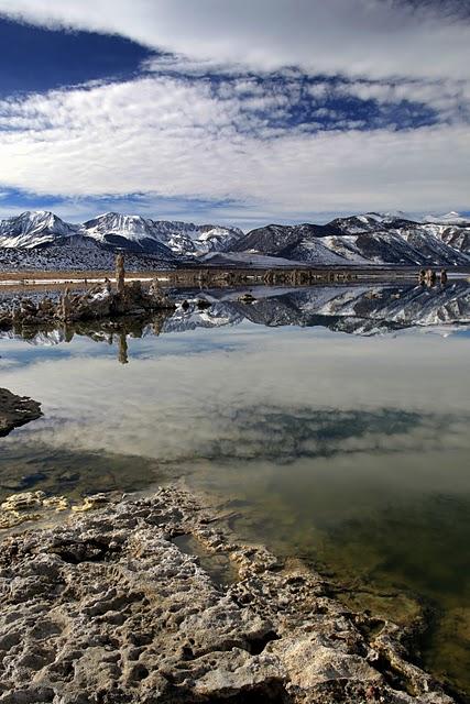 Озеро Моно - Mono Lake, 89728