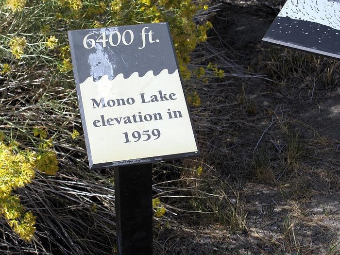 Озеро Моно - Mono Lake, 72291