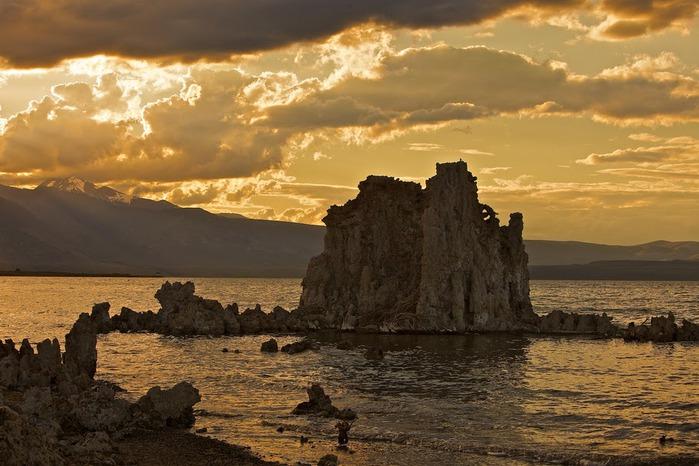 Озеро Моно - Mono Lake, 75441