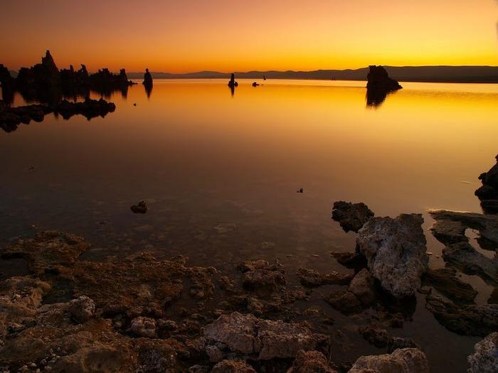 Озеро Моно - Mono Lake, 79985