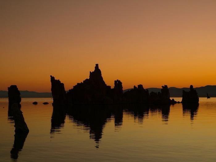 Озеро Моно - Mono Lake, 11960