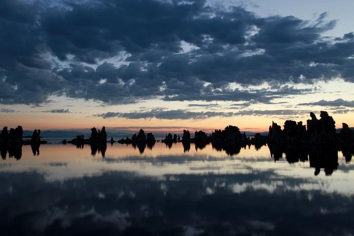 Озеро Моно - Mono Lake, 54731