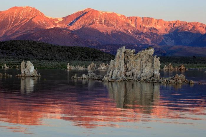 Озеро Моно - Mono Lake, 45716