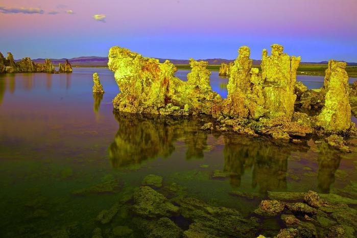 Озеро Моно - Mono Lake, 88846