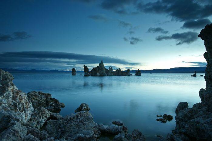 Озеро Моно - Mono Lake, 23639