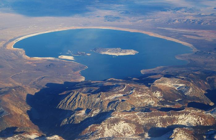 Озеро Моно - Mono Lake, 72797