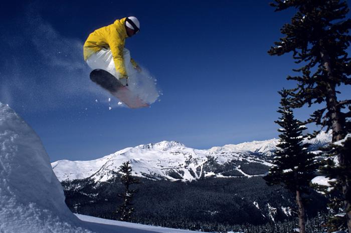 Что нужно сноубордисту для полного счастья