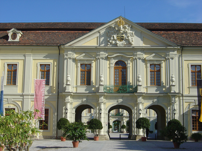 Людвигсбургский замок-резиденция. 18037