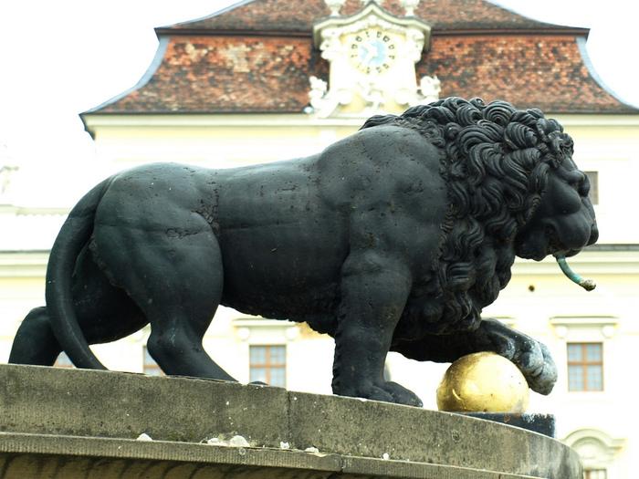 Людвигсбургский замок-резиденция. 24151