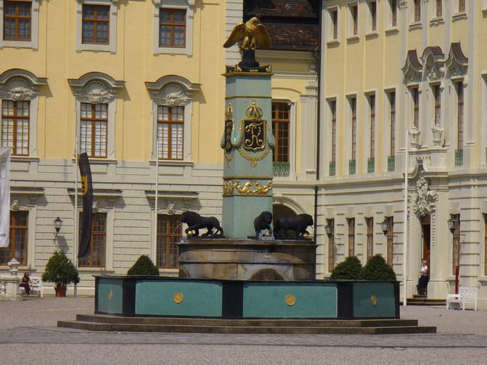 Людвигсбургский замок-резиденция. 32365