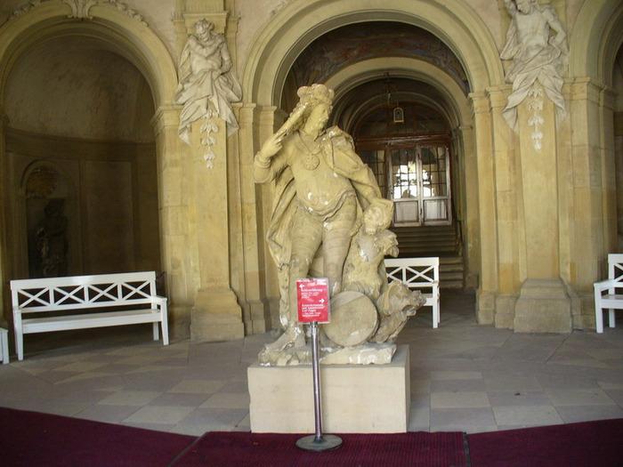 Людвигсбургский замок-резиденция. 97162