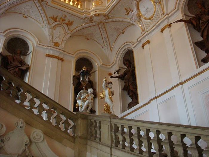 Людвигсбургский замок-резиденция. 81655