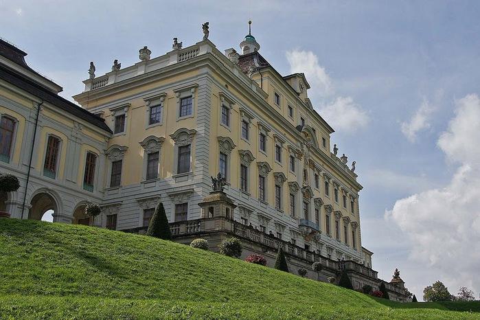 Людвигсбургский замок-резиденция. 41853